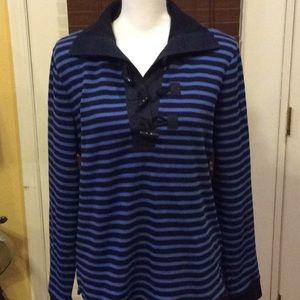 Lauren Ralph Lauren Pullover Sweater Shirt Large